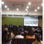 Reflection initiated by the PERFORMANCE SIMULATOR® among the young teachers in Songjiang District