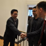 Chinese Delegation invited by the Robert Bosch Stiftung